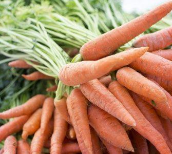 Carrot Produce Grocery Farm Table Market Trade